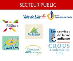 partenaires degraeve secteur public