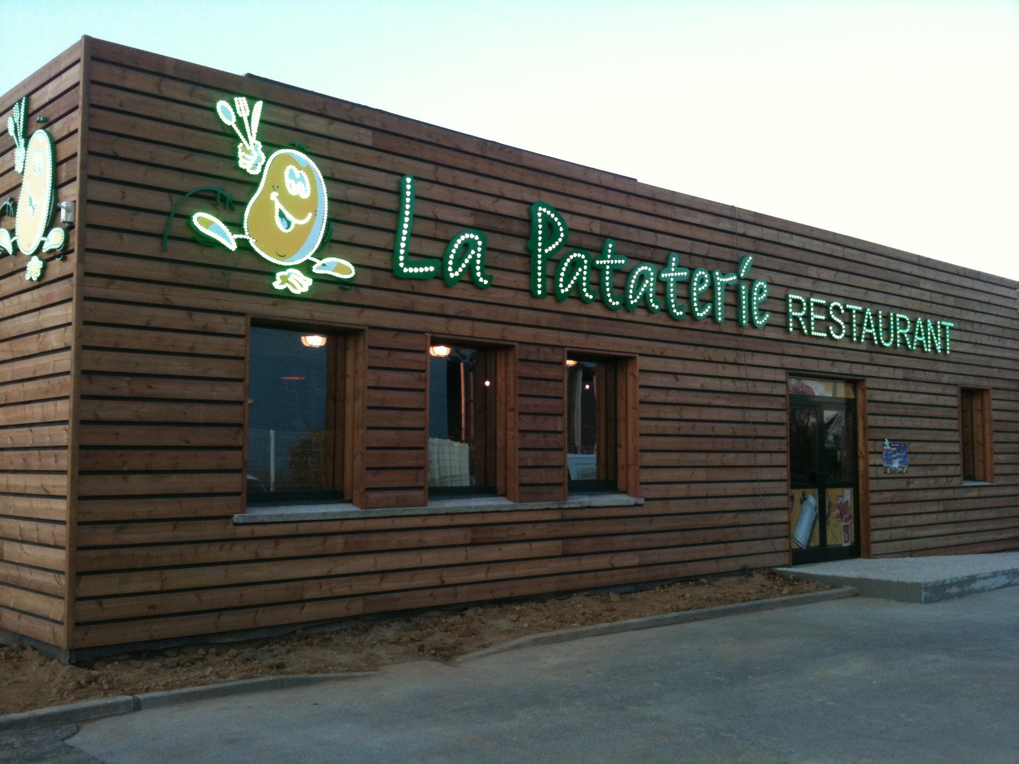 Restaurant La Pataterie - Faches