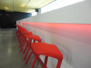 Bar foyer EDHEC Business School