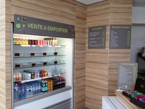 Cafeteria ORANGE - Villeneve d'Ascq